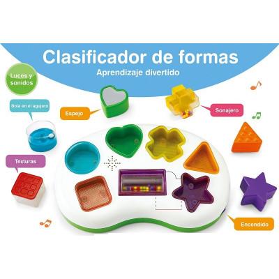 JUEGO MUSICAL DE FORMAS