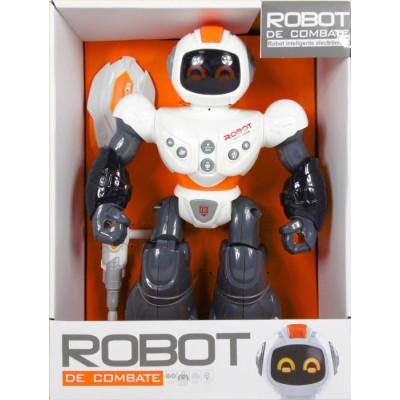 ROBOT NARANJA DE COMBATE....