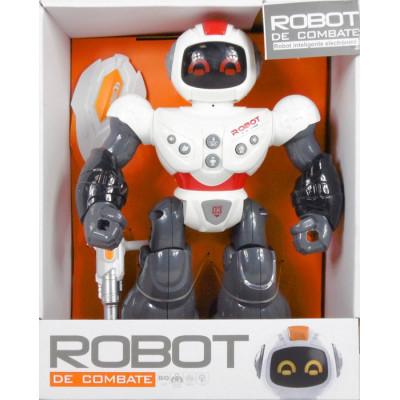 ROBOT ROJO DE COMBATE....