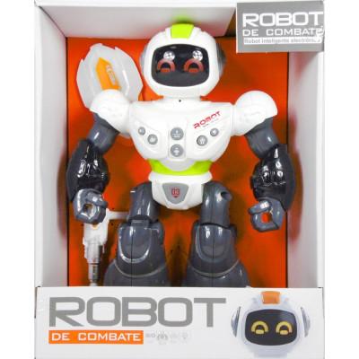 ROBOT VERDE DE COMBATE....