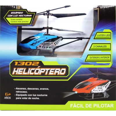 HELICOPTERO RC LH-1302 - AZUL