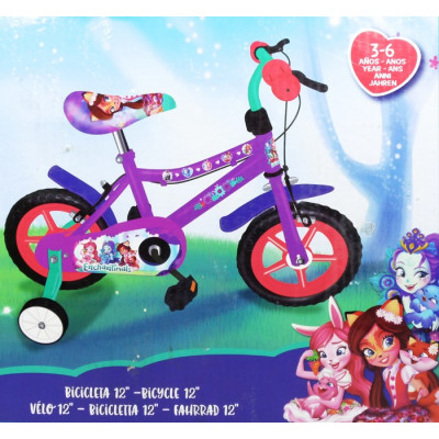 "BICICLETA 12"" ENCHANTIMALS"