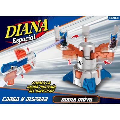 DIANA ESPACIAL - JUEGO DE...