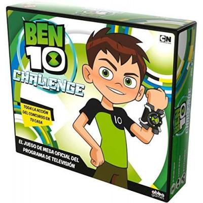 BEN 10 CHALLENGE - JUEGO DE...