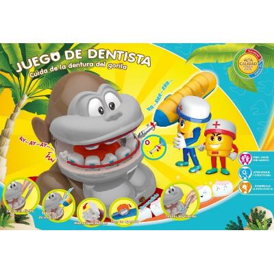 GORILA EN EL DENTISTA -...