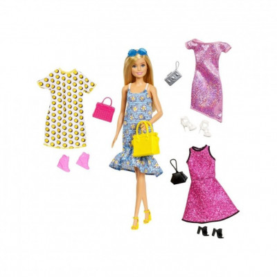 BARBIE PARTY FASHION