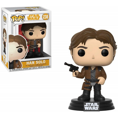 FUNKO POP! - HAN SOLO- STAR...
