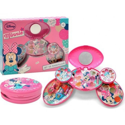 SET DE MAQUILLAJE - MINNIE...