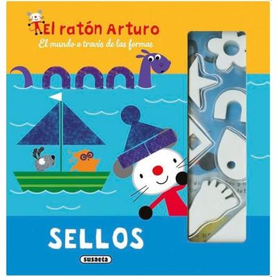 SELLOS - EL RATÓN ARTURO -...