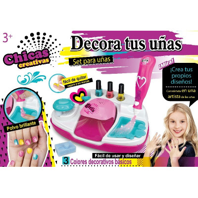SALON BELLEZA UÑAS INFANTIL