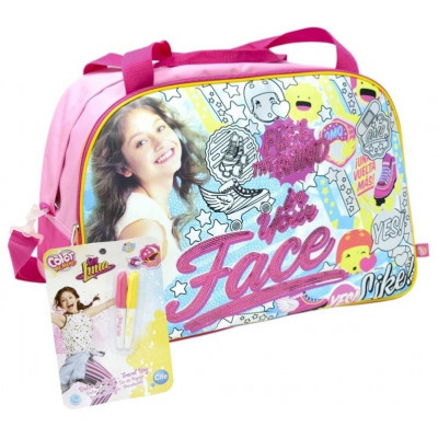 BOLSO TRAVEL SOY LUNA COLOR...