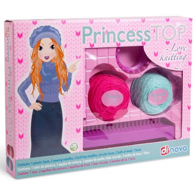 SET TELAR - PRINCESS TOP
