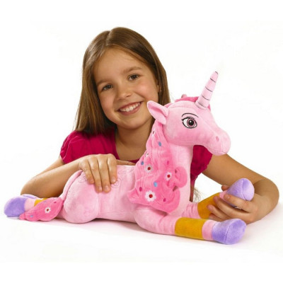 MIA AND ME PELUCHE LYRIA 40CM