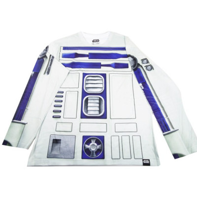 CAMISETA STAR WARS  R2D2...