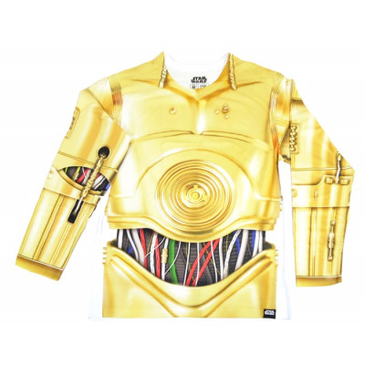 CAMISETA STAR WARS C3PO...
