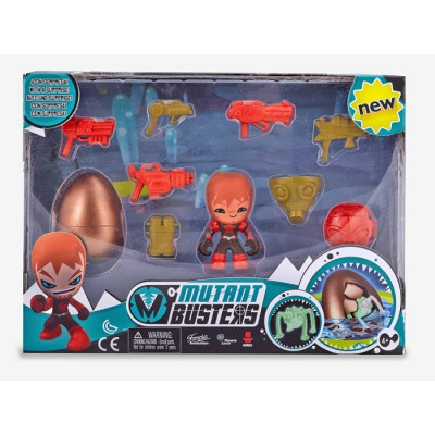 MUTANT BUSTERS SHERIFF...