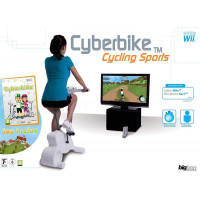 CYBERBIKE PARA Wii + JUEGO...