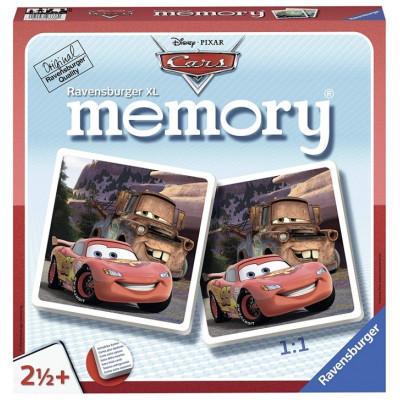 JUEGO MEMORY XL CARS