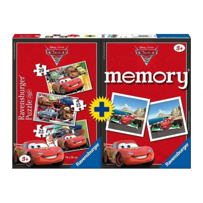 PACK MULTIPUZZLE   MEMORY CARS