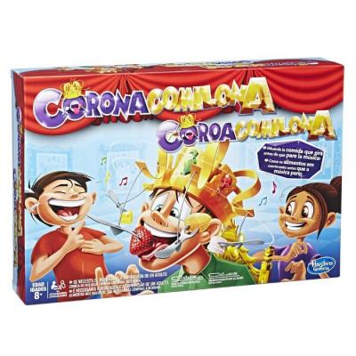 JUEGO CORONA COMILONA