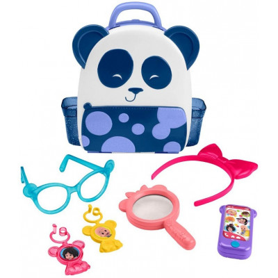 MOCHILA PANDA CLEO AND CUQUIN