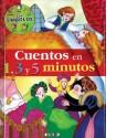 SET DE 4 CUENTOS EN 1, 3 y 5 MINUTOS