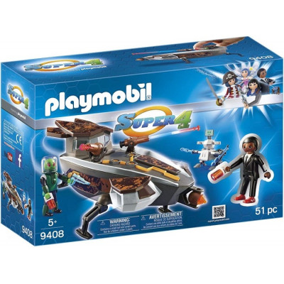 PLAYMOBIL SUPER 4 SYKRONIAN