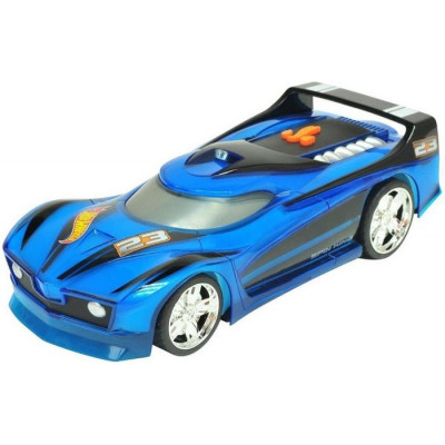 HOT WHEELS HYPER RACER SPIN...