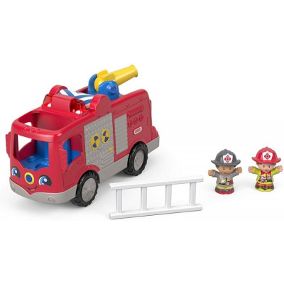 CAMION BOMBEROS FISHER PRICE