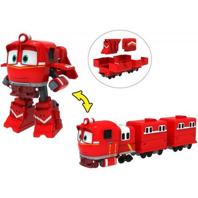 ROBOT TRAINS SILVERLIT