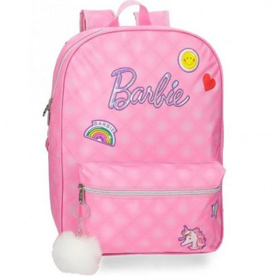 MOCHILA 42CM.BARBIE FASHION