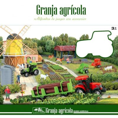ALFOMBRA DE JUEGOS - GRANJA...