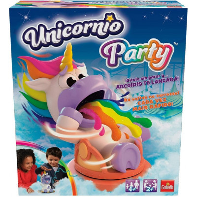 JUEGO UNICORNIO PARTY