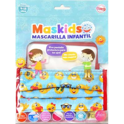 MASCARILLA INFANTIL...