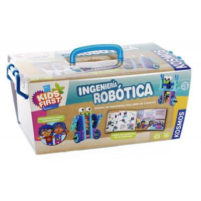 INGENIERIA ROBOTICA