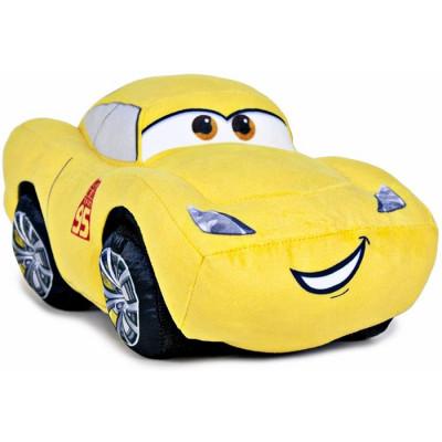 PELUCHE CARS3 17CM AMARILLO