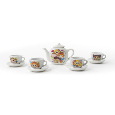 SET DE PORCELANA DISTROLLER