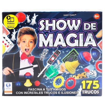 JUEGO DE MAGIA CON 175 TRUCOS