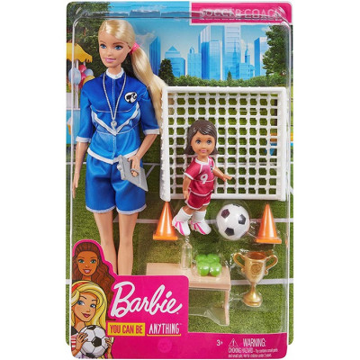 Muñeca Barbie playset...