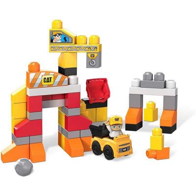 Caja con bloques meda bloks...