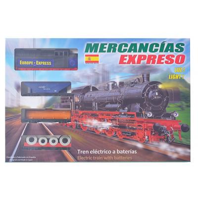 TREN MERCANCIAS EXPRESO