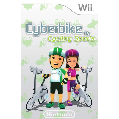 Juego Wii Cyberbike