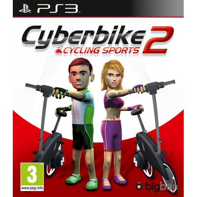 JUEGO PS3 CYBERBIKE 2