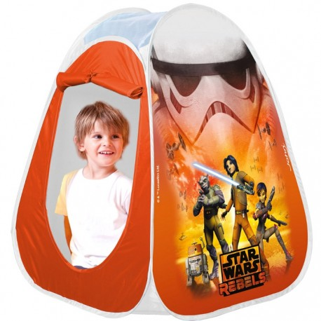TIENDA INFANTIL POP UP PLAY STAR WARS