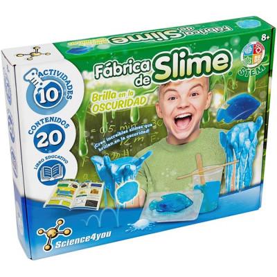 FABRICA DE SLIME BRILLA EN...
