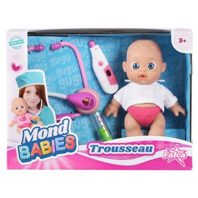 MON BABIES TROUSSEAY DOCTOR