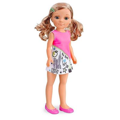 Muñeca Nancy un día en la...