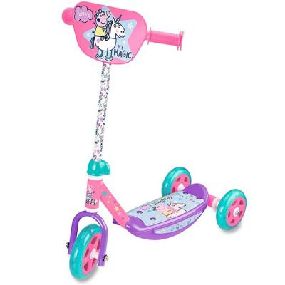 Scooter tres ruedas peppa pig