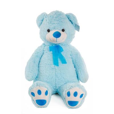 Peluche Oso Azul 100 cm