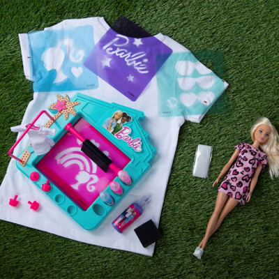 BARBIE FASHION PRINT STUDIO